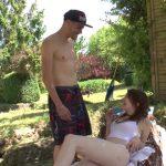 La passion de la jeune femme et le sexe anal